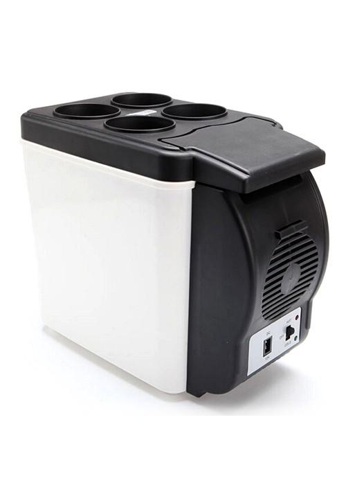 یخچال و گرم کن دو کاره فندکی خودرو ماشین 6 لیتری