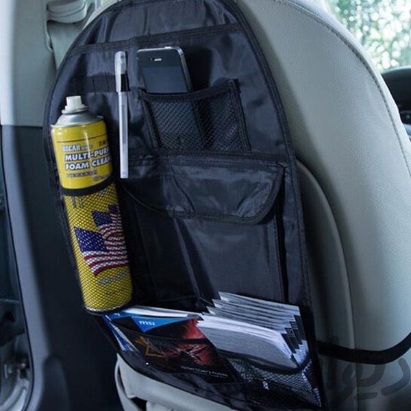 کیف نگهدارنده لوازم پشت صندلی , خودرو کیف پشت صندلی ماشین